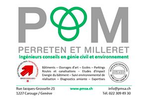 Perreten et Milleret SA